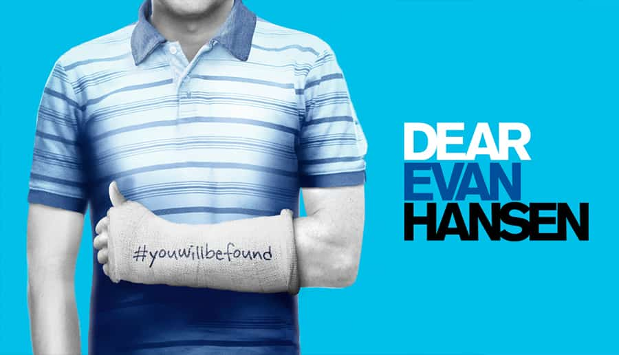 Dear Evan Hansen Musical