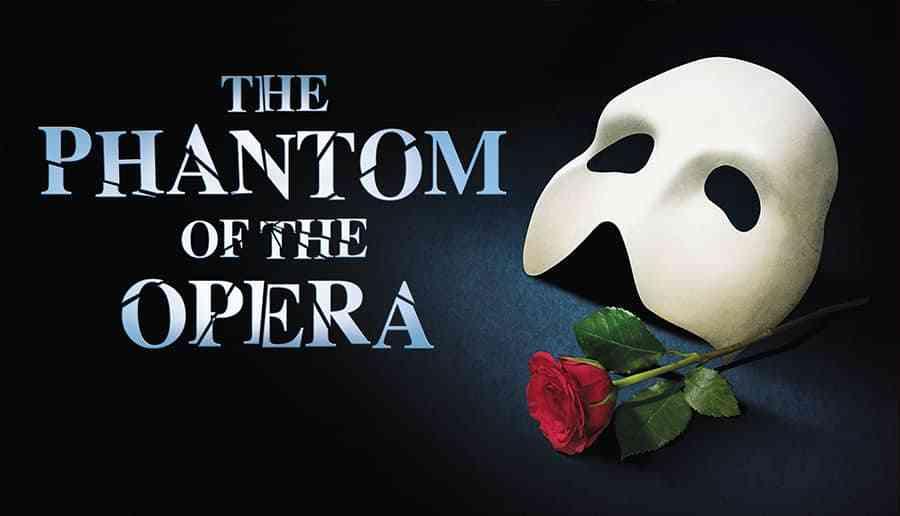 The Phantom of the Opera Schedule