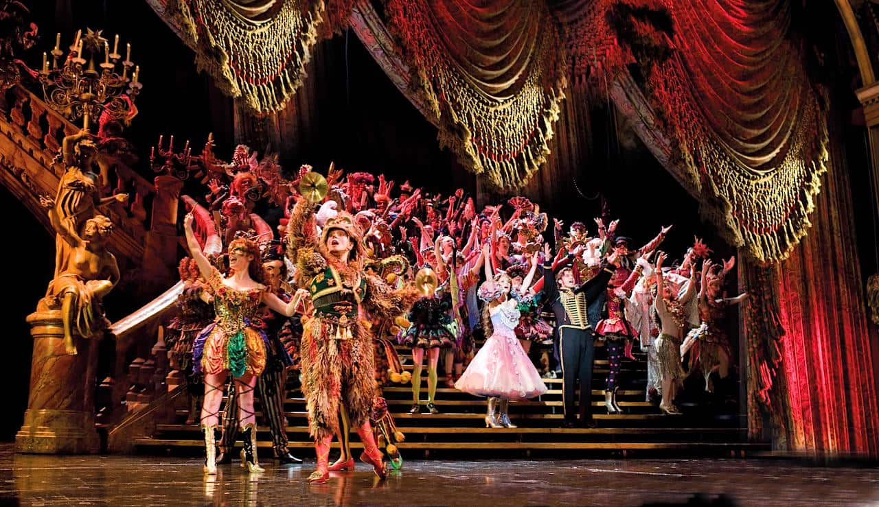 The Phantom of the Opera Theater