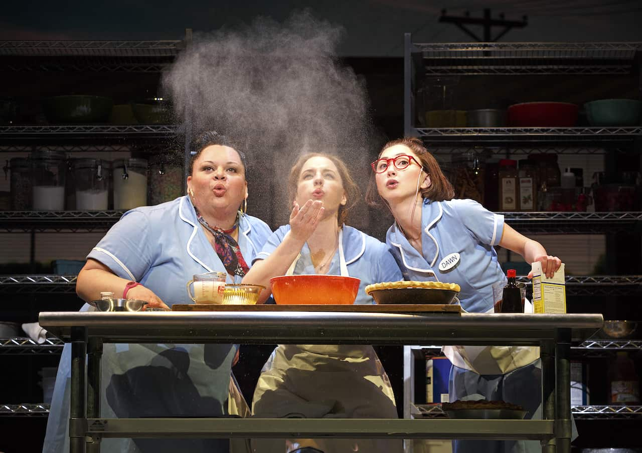 Waitress - The Hit Broadway Musical