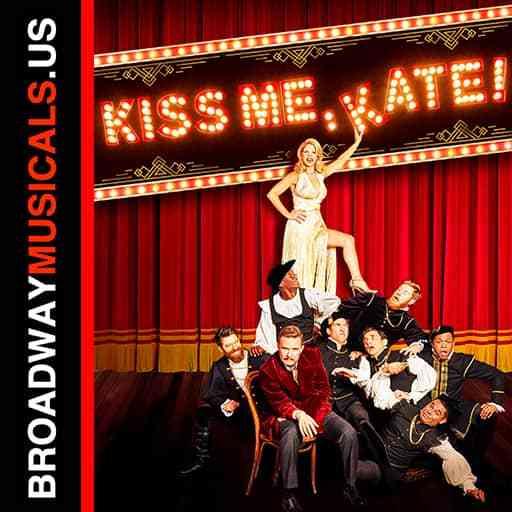 Kiss Me Kate Musical