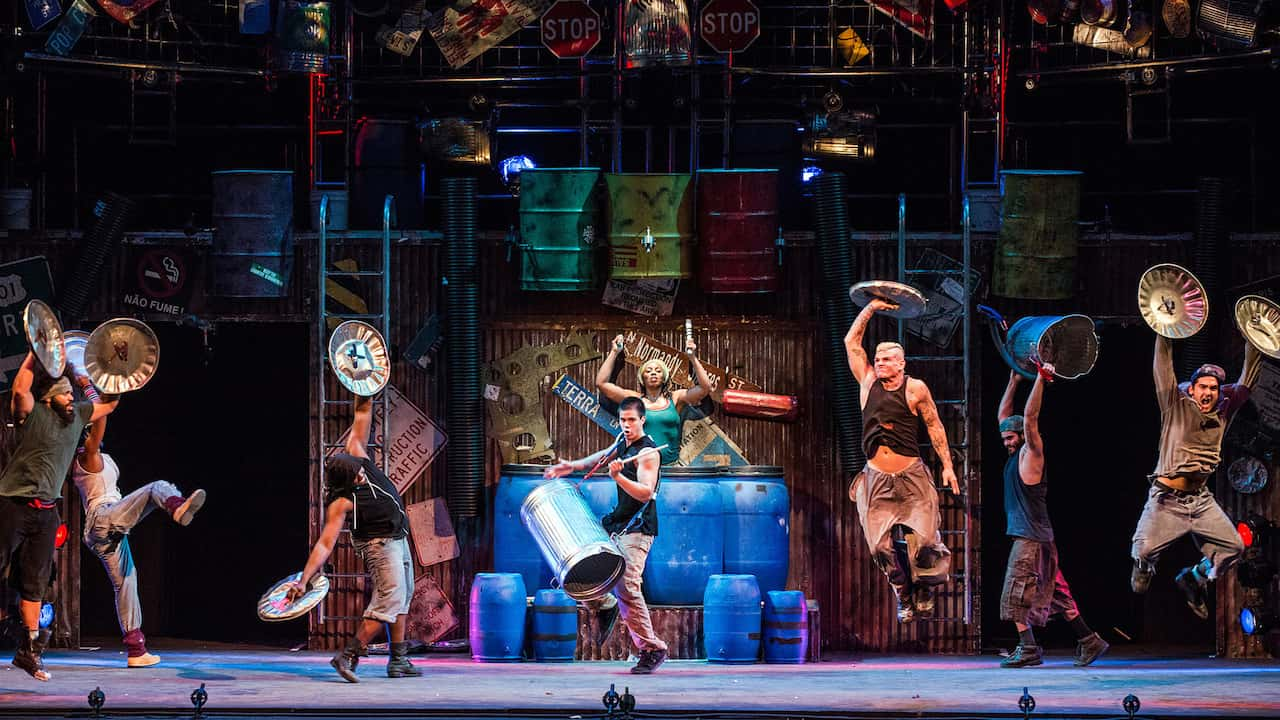 Stomp The Musical